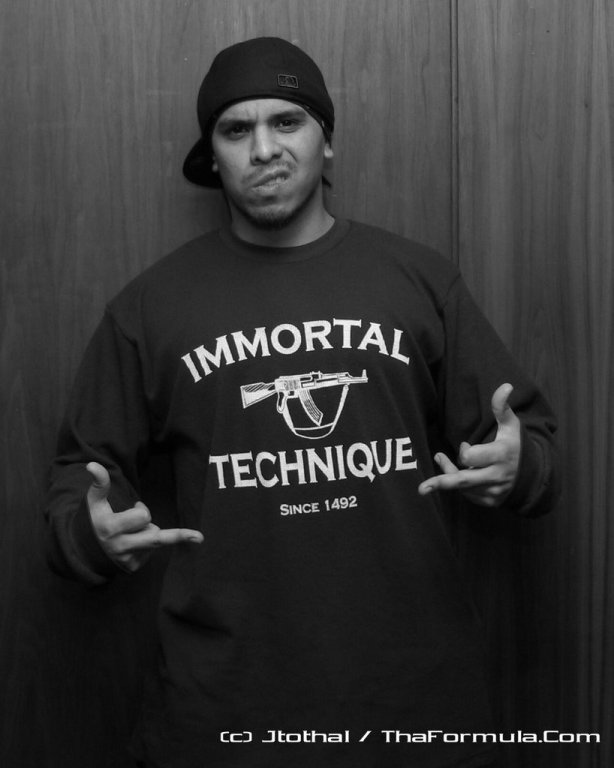 immortal technique poza