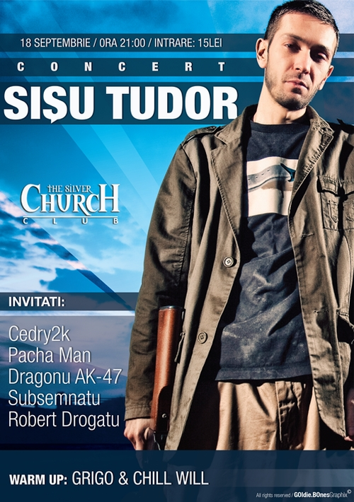 poster sisu silver church