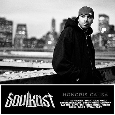coperta honoris causa soulkast