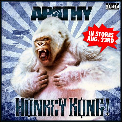 coperta apathy honkey kong