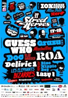 afis street heroes 2011